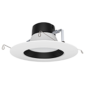 Retrofit Replaceable Trim Downlights