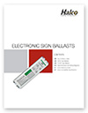 Electronic Sign Ballasts