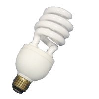 CFL25/27/3WAY 45720 13/20/25W SPIRAL 2700K MED 3WAY PROLUME