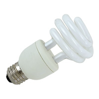 CFL15/27/DIM 46330 15W T3 DIMMABLE SPIRAL 2700K MED PROLUME