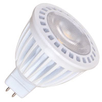 MR16FL6/830/LED 80016 LED MR16 6W 3000K DIMMABLE 40 DEGREE GU5.3 PROLED