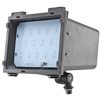 FL1/CL25BZ50/LED 99901 LED SMALL FLOOD LIGHT BRONZE 120-277V 25W 5000K Dimmable 113 Degree