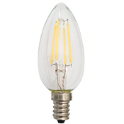 B10CL4/ANT/827/LED 81130 B10 4W 2700K DIMMABLE FILAMENT E12 ProLED