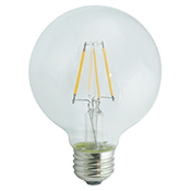 G25CL4ANT/827/LED 81131 G25 4.5W 2700K DIMMABLE FILAMENT E26 ProLED
