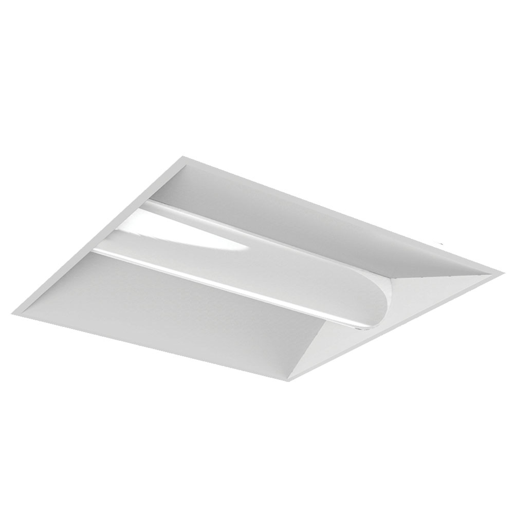 22VPL35/835/EM/LED 81945 LED VOLUMETRIC PANEL 2X2 35W 3500K 0-10V DIMMABLE W/EMERGENCY BACKUP