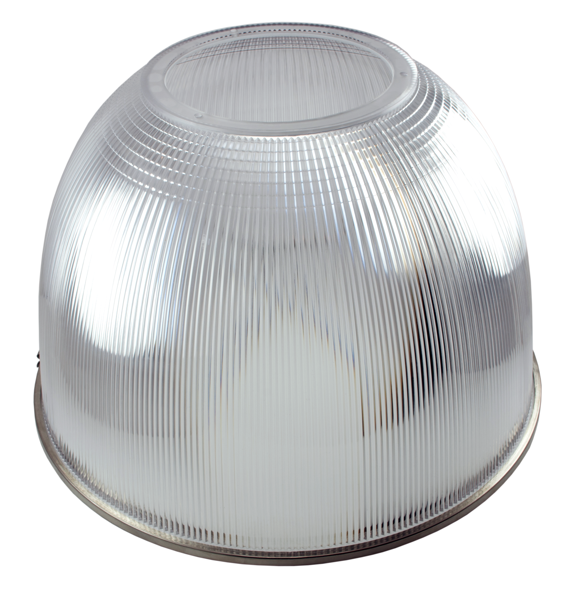 RHB/AY70D 10124 Round LED High Bay 70 Degree Polycarbonate Reflector