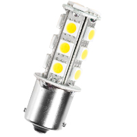 JC20/2WW/BA15S/LED 80691 LED JC 2.4W 10-18V 3000K BA15S PROLED