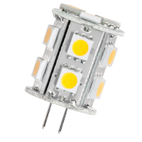 JC10/1WW/LED 80693 LED JC 1.5W 10-18V 3000K G4 PROLED