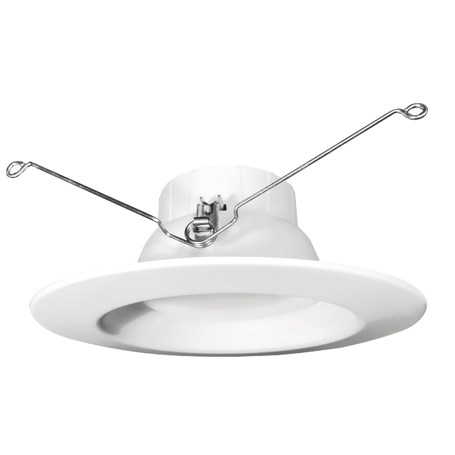 "DL6FR10/940/ECO/LED2 99639 6"" Retrofit Downlight, 10W, 4000K, Dimmable ProLED ECO Series II"