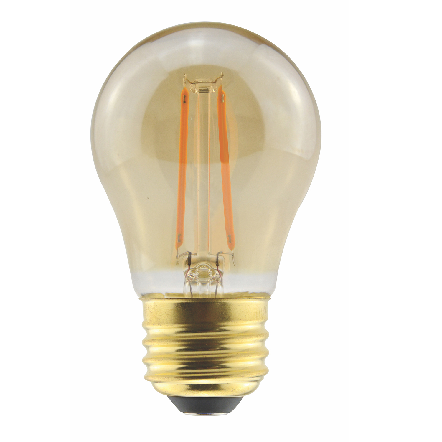 A15AMB5ANT/820/LED2 85036 A15 120V 6W 2000K E26 Amber ProLED