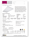 Luminaire Specification Sheets