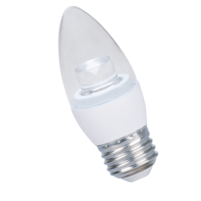 B11CL5/827/E26/LED 80168 LED B11 4.5W 2700K DIMMABLE E26 PROLED