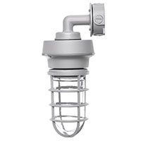 VT1/CL13GRY50/WM/LED 99905 LED Vaportight Light Grey Wall Mount 120-277V 12.7W 5000K Dimmable