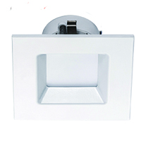 "QDL4FR10/930/LED 99953 4"" Square LED Downlight, 3000K"