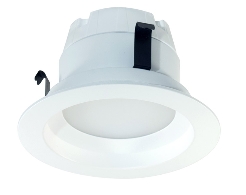 "DL4FR9/830/ECO/LED 83059 4"" Retrofit Downlight 9W 3000K Dimmable ProLED Eco Series"