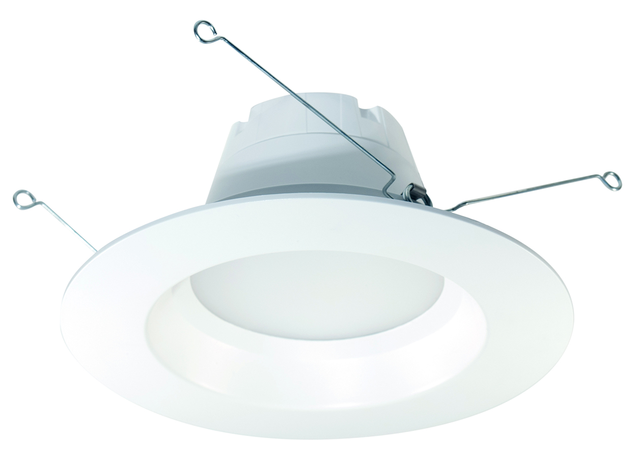 "DL6FR9/850/ECO/LED 83057 6"" Retrofit Downlight 9W 5000K Dimmable ProLED Eco Series"