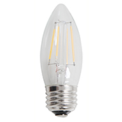 B10CL4ANT/827/E26/LED 81134 B10 4W 2700K DIMMABLE FILAMENT E26 ProLED
