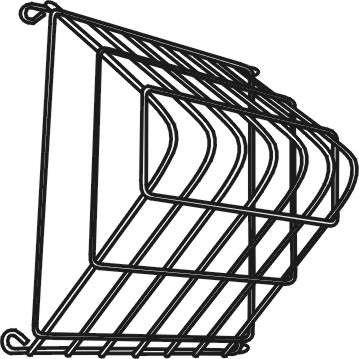 WG1/WP1 10110 Wire Guard for Wallpack 10107