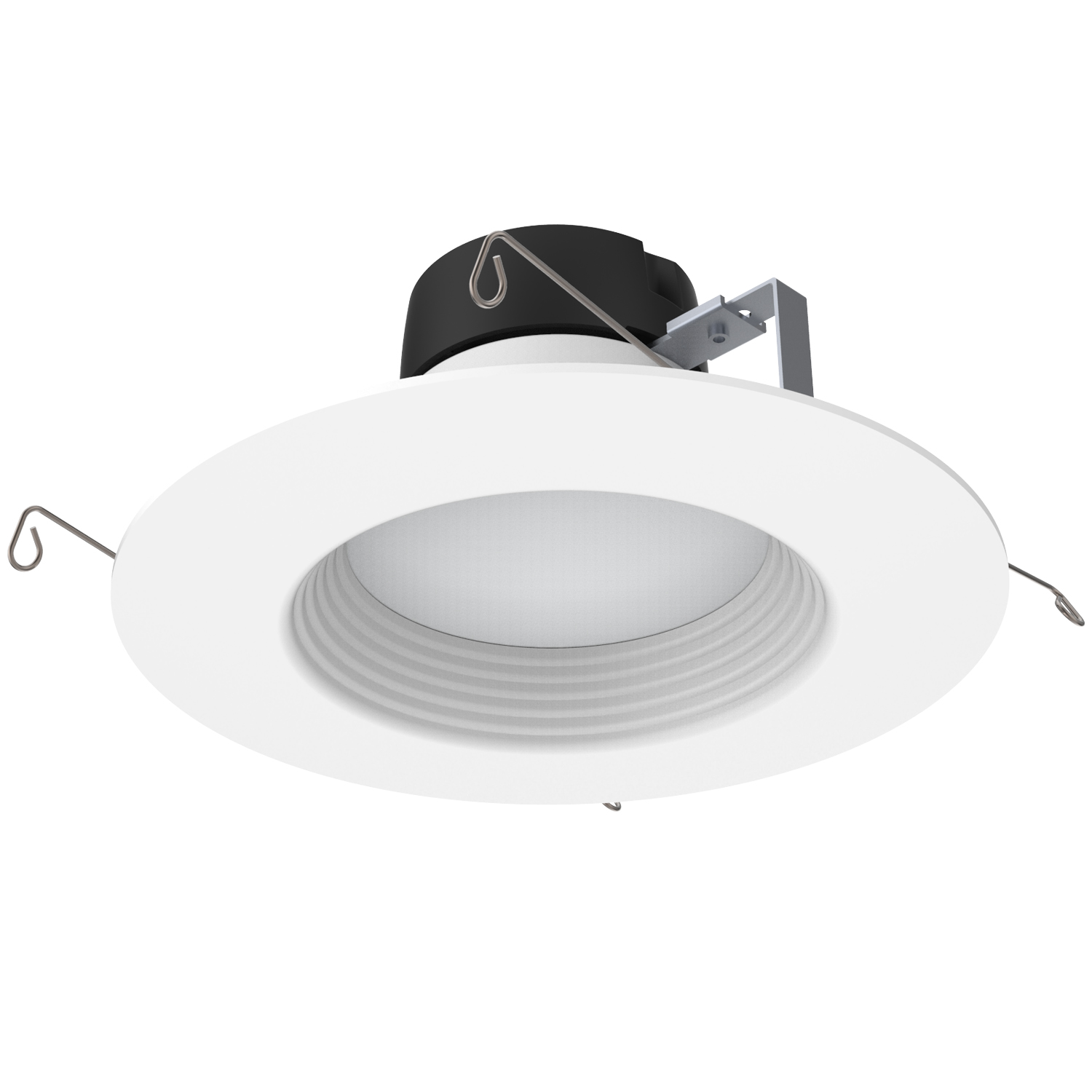 "DL6FR12/927/RT2/LED 99819 5""-6"" LED RETROFIT DOWNLIGHT 12W 2700K DIMMABLE E26 REPLACEABLE-WHITE TRIM-WHITE BAFFLE"