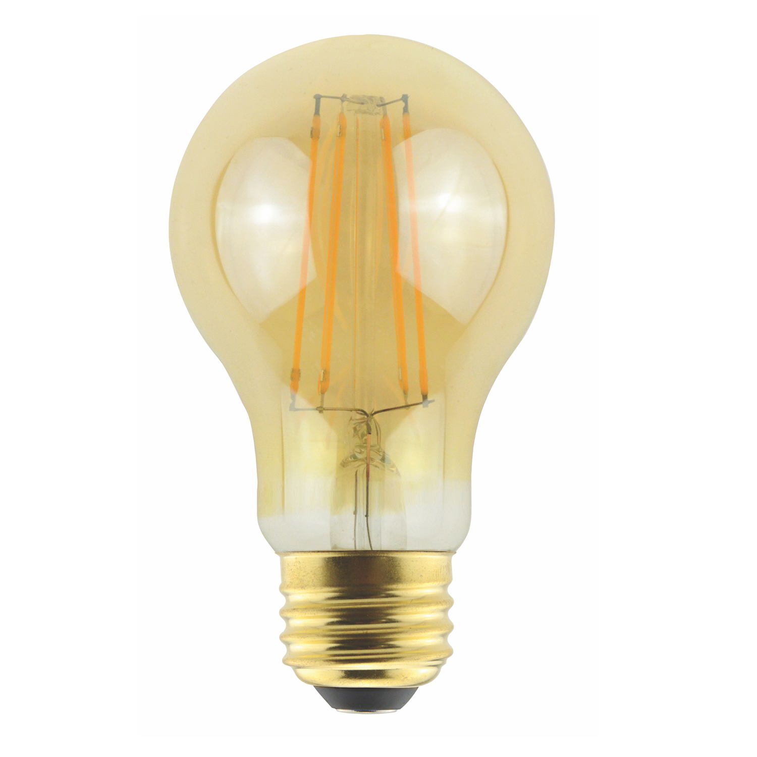 A19AMB8ANT/820/LED2 85041 A19 120V 9W 2000K E26 AMBER ProLED