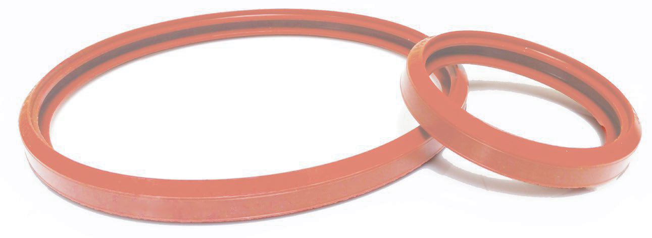 LPL-G-S 26040 GUARDIAN SILICON LENS GASKET SQ VERSION